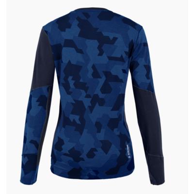 Dámske termo oblečenie tričko Salewa Cristallo Warm Merino navy blazer 28206-3960, Salewa