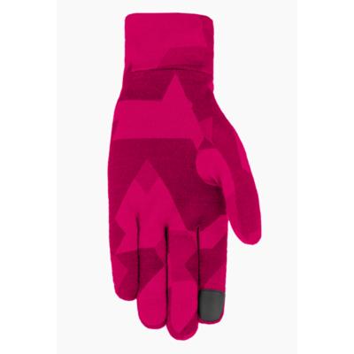 Rukavice Salewa Cristallo liner gloves rhodo Camou 28214-6319