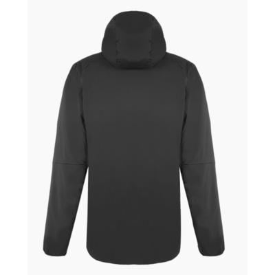 Dámska zimná bunda Salewa Ortles Tirolwool Responsive stretch hooded black out 28248-0910