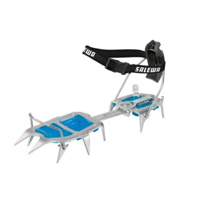 Mačky Salewa Alpinist Alu Combi steel blue 813-0999