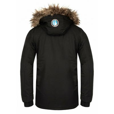 Pánska zimná bunda Kilpi ALPHA-M čierna, Kilpi