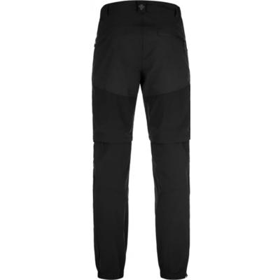 Pánske technickej outdoorové nohavice Kilpi Hoši-M čierne, Kilpi