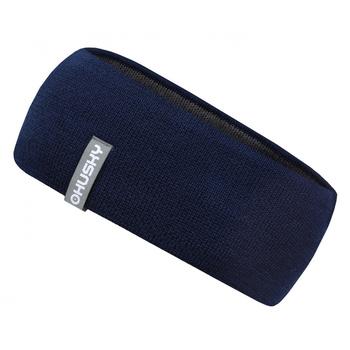 Pánske merino čelenka Merband 1 modrá, Husky