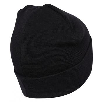 Pánske merino čiapka Husky Merhi 1 čierna, Husky