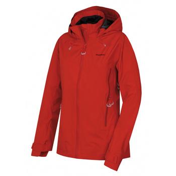 Dámske outdoorové oblečenie bunda Husky Nakron L červená, Husky