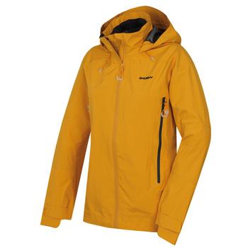 Dámske outdoorové oblečenie bunda Husky Nakron L žltá, Husky
