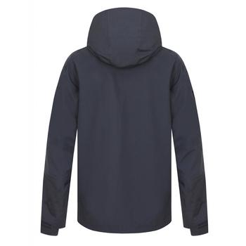 Pánske outdoorové oblečenie bunda Husky Nakron M tmavo šedá, Husky