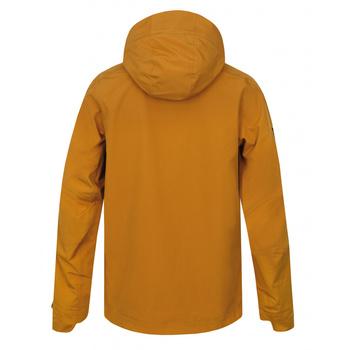 Pánske outdoorové oblečenie bunda Husky Nakron M horčicová, Husky