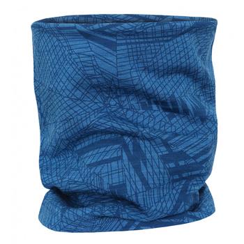 Multifunkčné merino šatka Husky Merbufe modrá, Husky