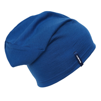 merino čiapky Husky Merhi modrá, Husky