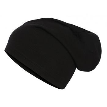 merino čiapky Husky Merhi čierna, Husky
