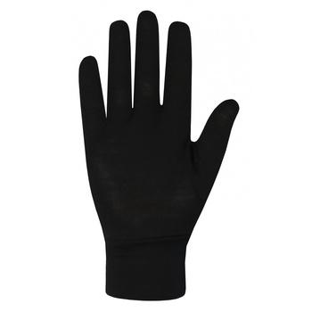 Unisex merino rukavice Husky Merglov čierna, Husky