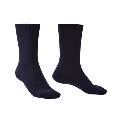 Ponožky Bridgedale Liner Thermal Liner Boot X2 navy/428, bridgedale