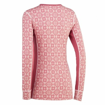 Tričko Kari Traa Rose LS 622692, ružová, Kari Traa