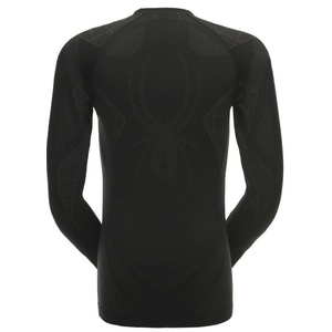 Nátelník Spyder Men `s Captain (Boxed) Seamless L/S 181062-001, Spyder