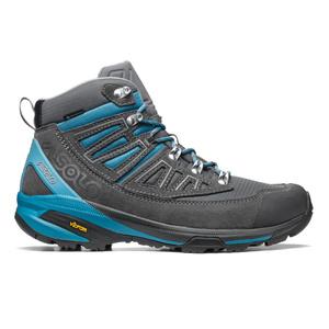 Dámske zimný topánky Asolo Narvik GV ML smoky grey / blue moon/A935, Asolo