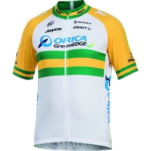 Pánsky cyklistický dres Craft Orica GreenEdge 1903447-3900, Craft