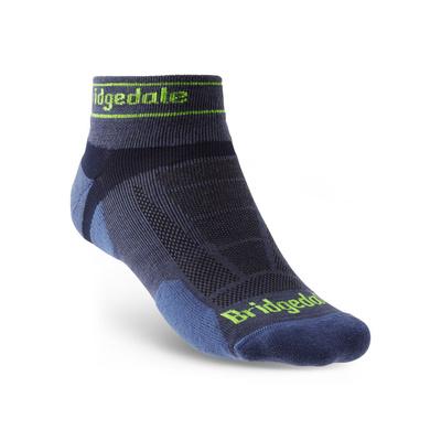 Ponožky Bridgedale TRAIL RUN UL T2 MS LOW Blue/436, bridgedale