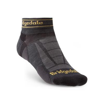 Ponožky Bridgedale TRAIL RUN UL T2 MS LOW Gunmetal/866, bridgedale