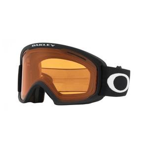 Lyžiarske okuliare Oakley O frm 2.0 XL Matte Blk w / pers & Dk. Grey OO7045-46, Oakley