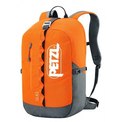 Horolezecký batoh PETZL Bug 18 l orange