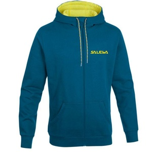 Mikina Salewa SOLIDLOGO CO M FULL-ZIP HOODY 25277-8560, Salewa