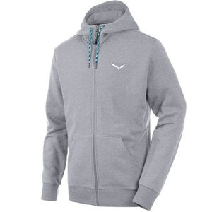 Mikina Salewa SOLIDLOGO 2 CO M FULL-ZIP HOODY 25787-0620, Salewa