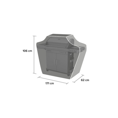 Ochranný obal na gril Campingaz Premium XXL, Campingaz