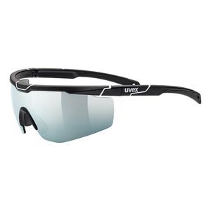 Športové okuliare Uvex SPORTSTYLE 117 Black Mat White (2816), Uvex