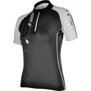 Dámsky cyklistický dres Silvini Cigno WD377 black, Silvini