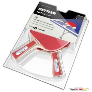Pálky na stolný tenis Kettler Match 7090-500, Kettler