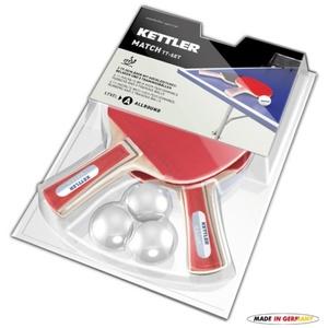 Pálky na stolný tenis Kettler Match 7091-500, Kettler