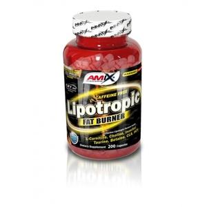 Redukcia hmotnosti Amix Lipotropic Fat Burner 200cps, Amix