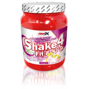 Redukcia hmotnosti Amix Shake 4 Fit & Slim pwd.
