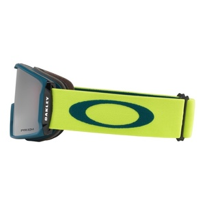 Lyžiarske okuliare Oakley Line miner Balzam Retina w / prizm Black OO7070-40, Oakley
