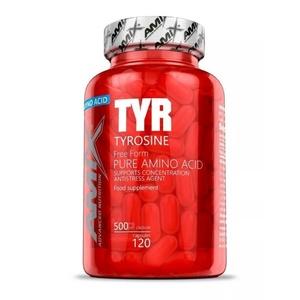 Amix Tyrosine 120 kapsúl, Amix