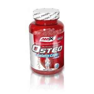 Amix Osteo Gelatin + MSM Caps 200 kapsúl