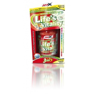 Amix Life 's Vitality Active Stack 60 tablet BOX, Amix