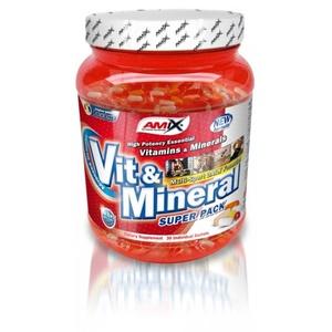 Amix Super Vit & Mineral Pack 30 sáčkov, Amix