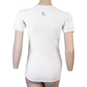 Dámske triko Sensor Coolmax TECH kr.rukáv biela 20100022, Sensor