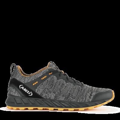 Topánky pánske AKU Rapida Air čierno / oranžová, AKU
