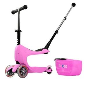 Kolobežka Micro Mini2go Deluxe Plus Pink, Micro