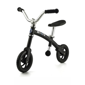 Odrážadlo Micro G-Bike Chopper Black, Micro