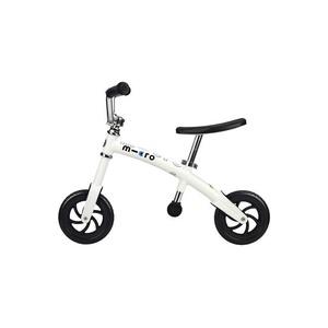 Odrážadlo Micro G-Bike Chopper White, Micro