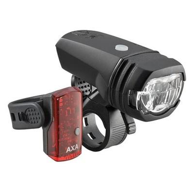 Svetlo AXA greenline 50 USB set 93939495BX, AXA