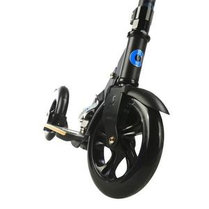 Kolobežka Micro Flex PU 200 Black, Micro