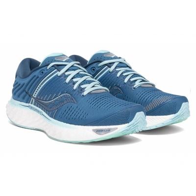 Dámske bežecké topánky Saucony Triumph 17 modrá, Saucony