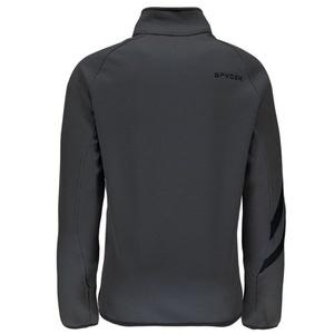 Sveter Spyder Men `s Wengen Full Zips Mid Wt Stryke Fleece 417027-069, Spyder