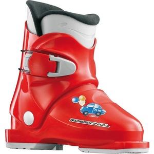 Lyžiarske topánky Rossignol R18 Red RB76010, Rossignol