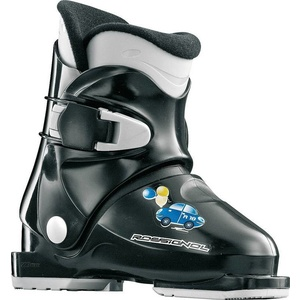 Lyžiarske topánky Rossignol R18 Black RB76020, Rossignol